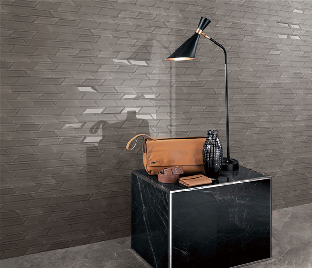 3D Glass Mosaic Tiles |Musivo|Aosta