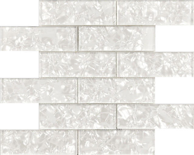 Laminate Stone Glass Mosaic Tiles |Musivo|Prato