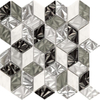 Diamond Glass And Stone Mosaic | Musivo|Diamond