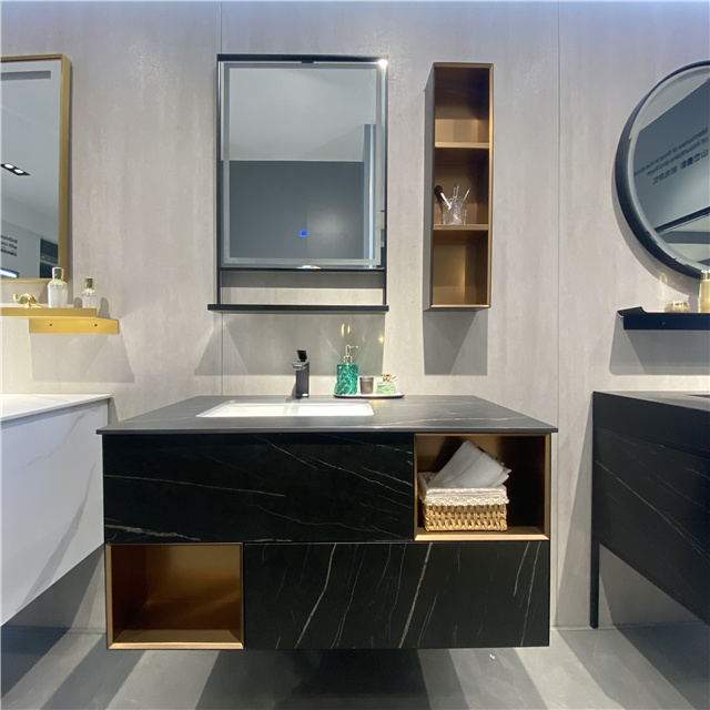 Washbasin Cabinet With Mirror | D-6017